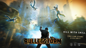 BULLETSTORM by Akio-CK