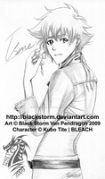 BLEACH: Kotetsu Isane by blackstorm