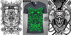 TOXIC design for sale by pentil