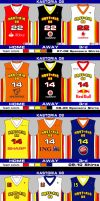 All Kastoria 08 Shirts by fanis2007
