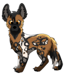 -:African Wild Dog:- by PulsingLights