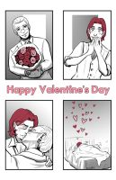 Grave Impressions Valentine 2015 by NymAulth