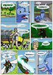 Creatures and overseas friends - Page 1 by DisccatFR