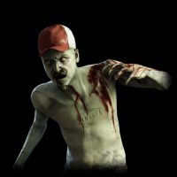 Redneck Zombie - Clot 2 by broodovermind