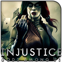 Injustice Gods Among Us Harley by griddark
