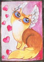 Valentine Ragdoll by zoid by KingZoidLord