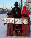 Honk_For_The_Empire by XoWhiteOleanderoX