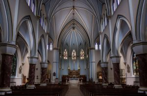Vancouver Church by nigel3