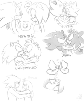 Sonamy's forms by Tust