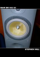 Bowers and Wilkins DM 602 S3 by gatekiller