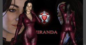 Miranda (in her Battle Suit ) haaaaa ! by CyberBrian360