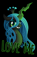 LOVE ME (Poster Version) by drawponies