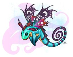 Sprite Darter by Noxychu