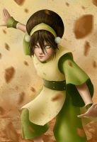 Toph by Zarory
