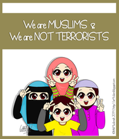 Misconception About Islam: Islam Permits Terrorism by littleMuslimah