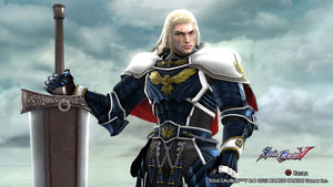 Siegfried - Soul Calibur 5 - 2 by SOLDIER-Cloud-Strife