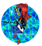 Undyne by nathli107alondra