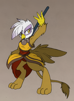 Monk Gilda (DfectiveDvice Color) by Shawnyall