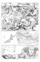 INVINCIBLE 94 page 2 pencils by RyanOttley