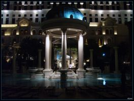 Caesar's Palace by MillerTime30