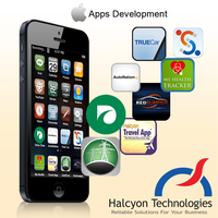 mobile app development Companies USA by HalcyonAppservice