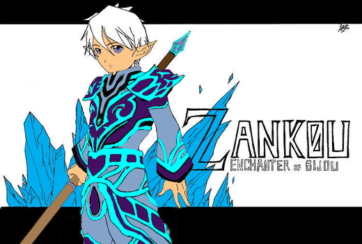 Zankou SIgnature-1 by Phantomduck181