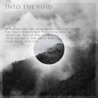 Into The Void by uuuuuargh