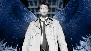 Castiel New Wings 2 by chriscastielredy