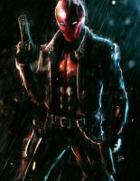 Jason Todd : Red Hood by 13nin