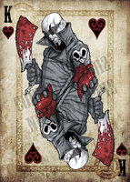 King of Hearts by NoahW