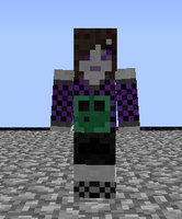 my minecraft character by minecraft1113