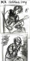 Mcr Sketchdump by beverly546