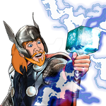 You don't say? THOR by zemixboy