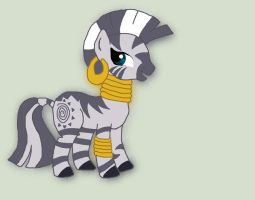 Zecora by MissCharlotteAwesome