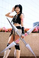 FF7 Cosplay | Advent Children | Yuffie Cosplay by AurumCosplay