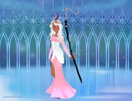 Disney Model Challenge 15: Happily Ever After by CatWoman-cali-onyx
