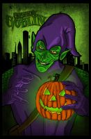 The Green Goblin by PaulOoshun