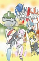 team Prime by DOLL00132