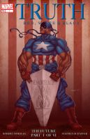Captain America - TRUTH by StephenSchaffer
