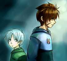 Forever bros by Arenheim