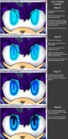 Tutorial PS - Eye Coloring by Saruke