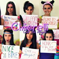 Cimorelli Cover Artwork - Call Me Maybe by xNiciCupcake