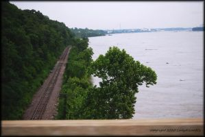 Beside the mighty Mississippi by LadyAliceofOz