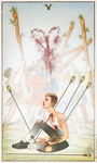 Five of Wands by timekept