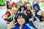 ~Cosplay~ Love Live Photoshoot by sakurablossom143