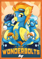 The Wonderbolts by creepynurse