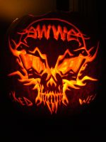 Wicked Wear Pumpkin Carving by DistantVisions