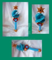 Sailor Neptune Lip Rod by Krasi90