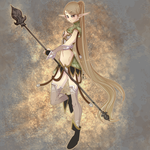 Spear Elf by Arev-San