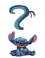 Question Mark 062 Stitch by TheDoctorWriter